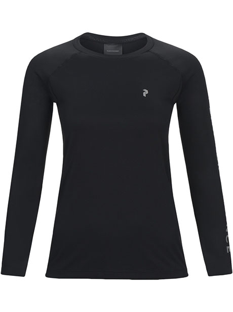 W Pro CO2 Long Sleeve(050 Black, M)