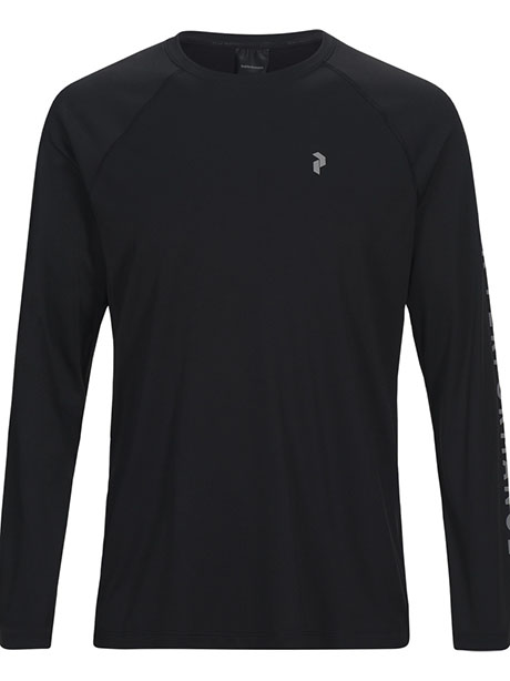 Pro CO2 Long Sleeve(050 Black, L)
