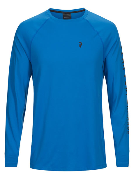 Pro CO2 Long Sleeve(2BE Blue Bird, L)