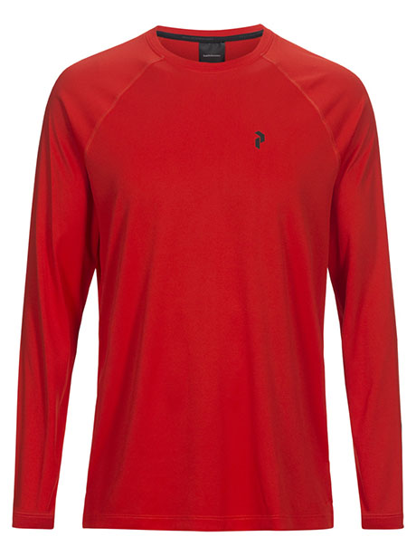 Pro CO2 Long Sleeve(5C2 Chinese Red, M)