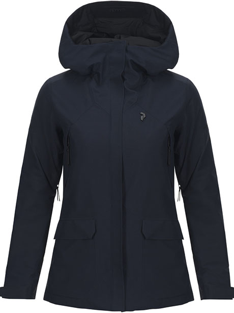 W Blizz Jacket(2AC Salute Blue, L)