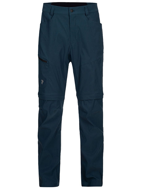 Iconiq Zip Pants(2Z8 Blue Steel, M)