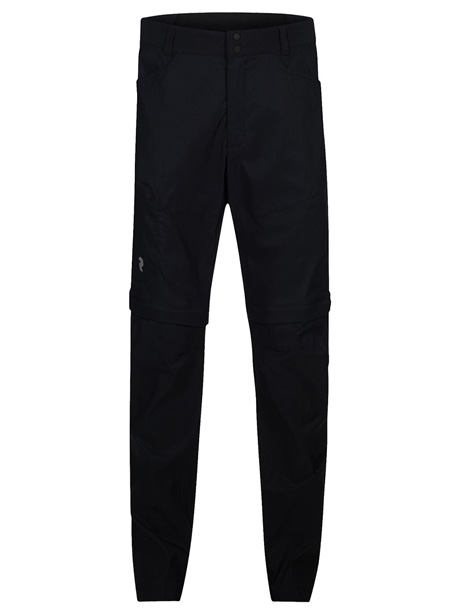 Iconiq Zip Pants(050 Black, M)