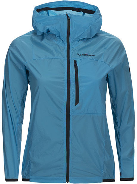 W Ray Wind Jacket(2V6 LT Mosaic Blue, S)