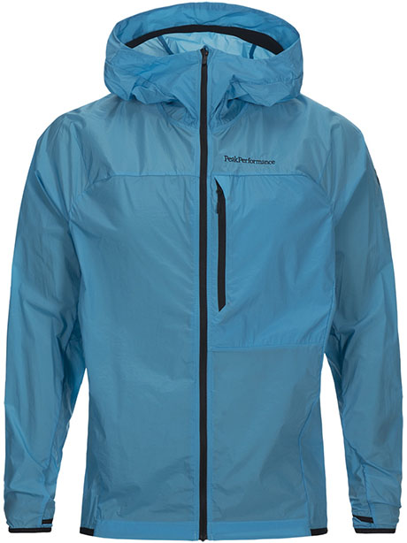 Ray Wind Jacket(2V6 LT Mosaic Blue, S)