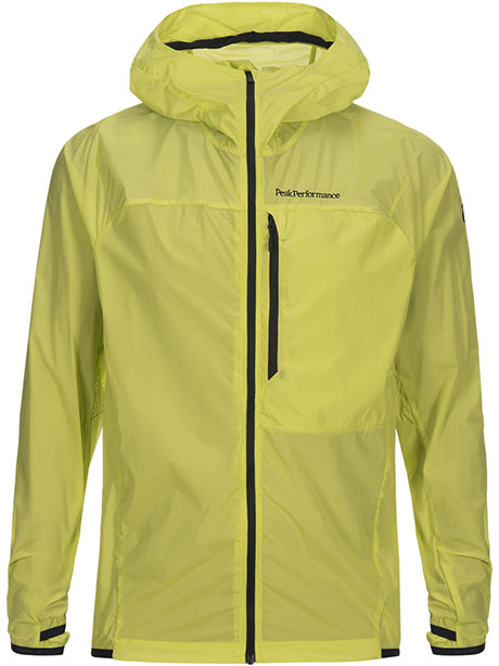 Ray Wind Jacket(411 Blaze Lime, S)