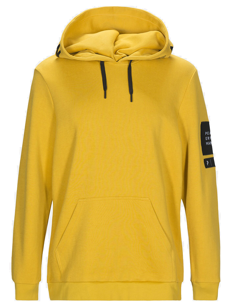 M Tech Hood(738 Yellow Flow, M)