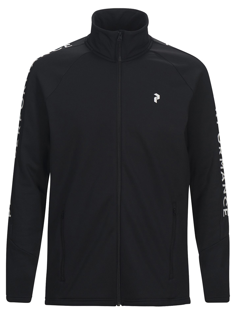 Rider Zip(050 Black, XL)
