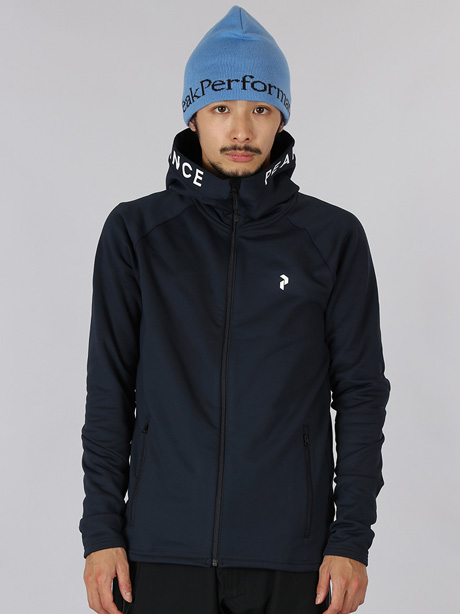 Rider Zip Hood(2N3 Blue Shadow, M)