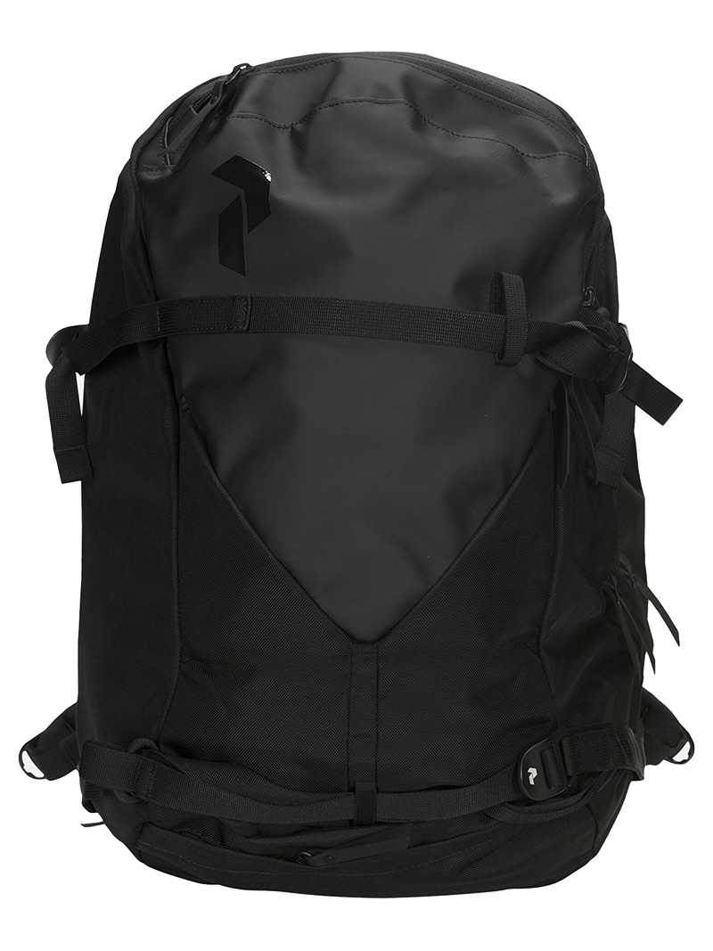 Vertical Backpack M(050 Black, ONE)