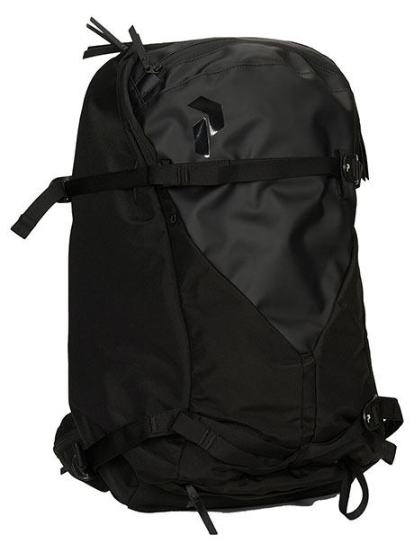 Vertical Ski Backpack L/XL(050 Black, ONE)