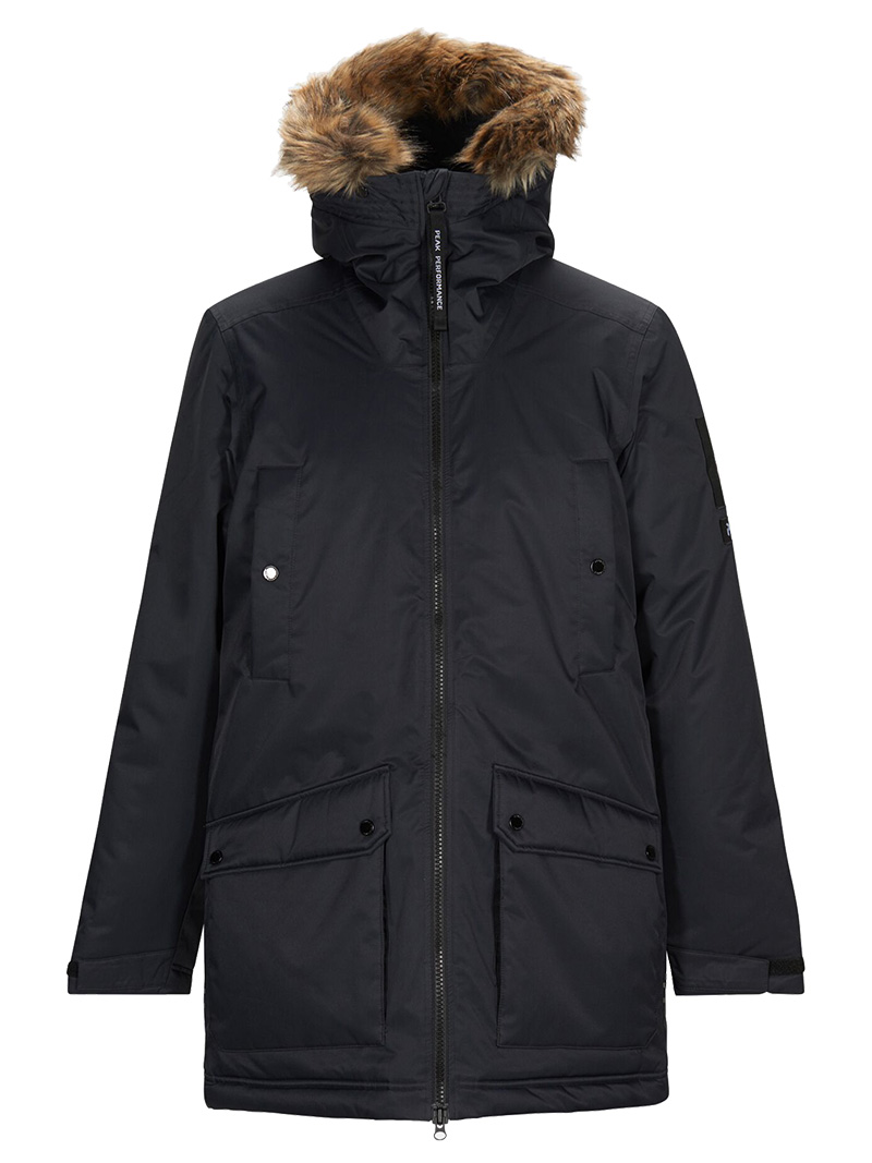 Local Parka(050 Black, L)