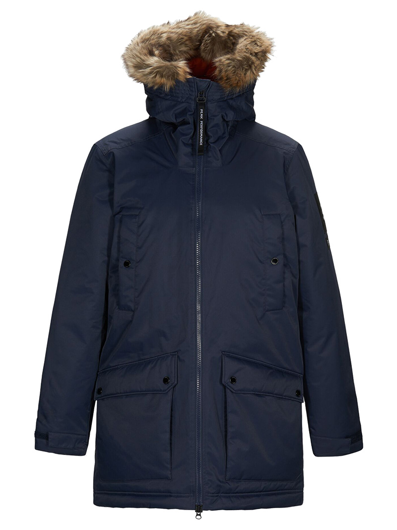 Local Parka(2N3 Blue Shadow, S)
