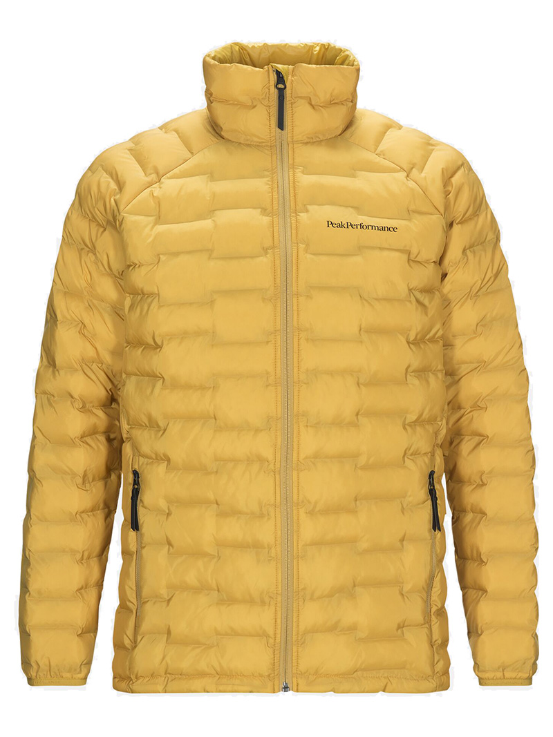 Argon Light Jacket(730 Smudge Yellow, M)