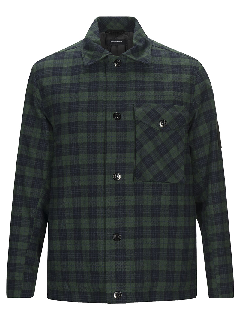 Danube Shirt Jacket(908F19 Pattern 908, L)