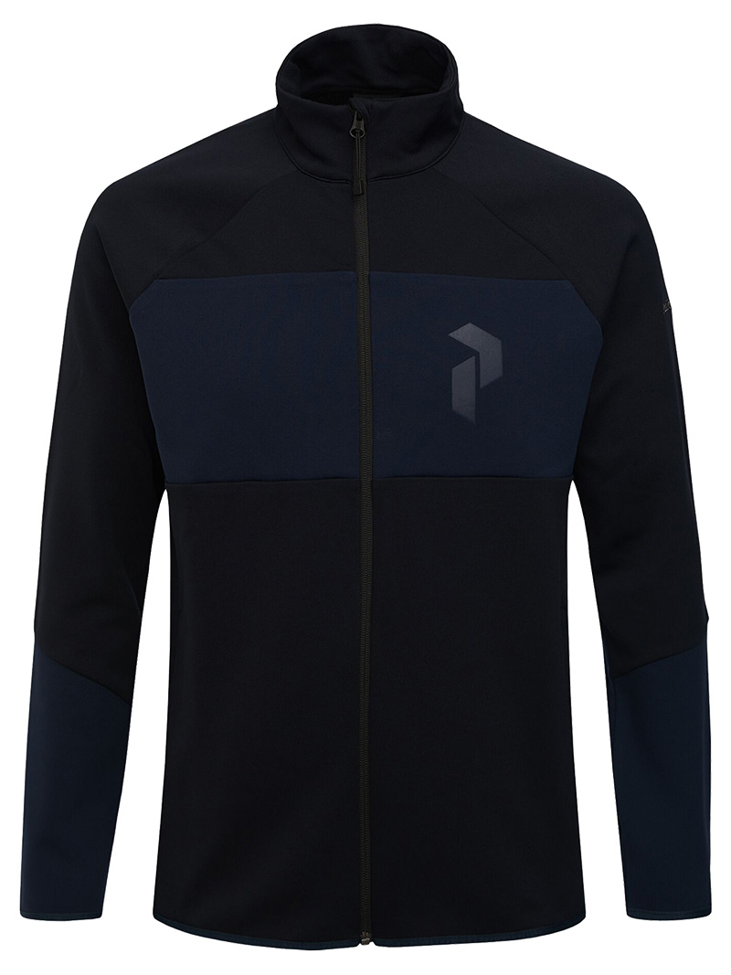 Prem Zip(050 Black, S)
