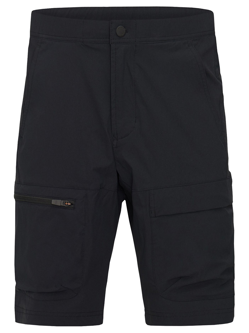 Extended Shorts(050 Black, S)