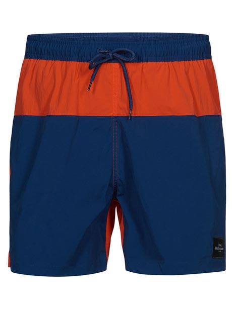 Swim Blocked Shorts(5FA Aglow, S)