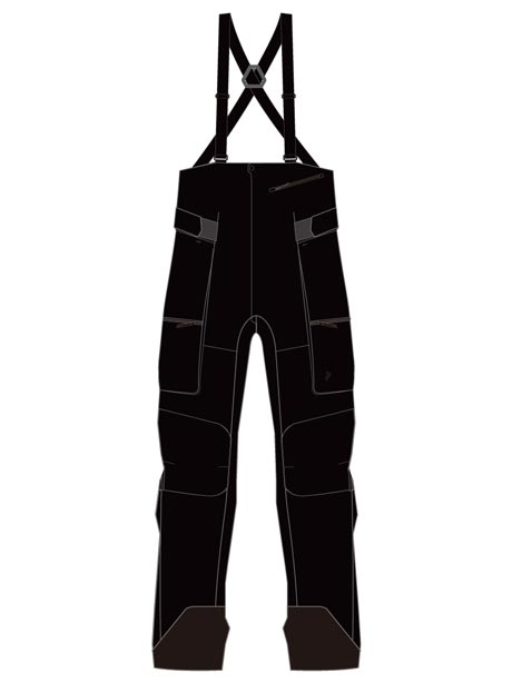 Vertical Pro Pants(050 Black, L)