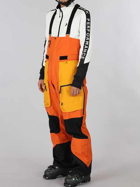 Vertical Pro Pants(86X Orange Altitude, M)