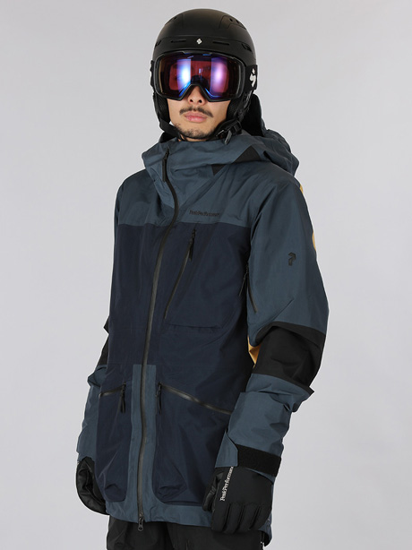 Vertical Pro Jacket(2Z8 Blue Steel, M)