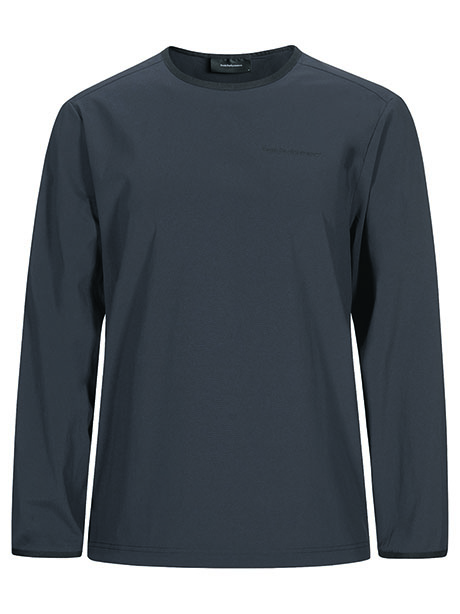 Tech A2B Light Crew(050 Black, L)