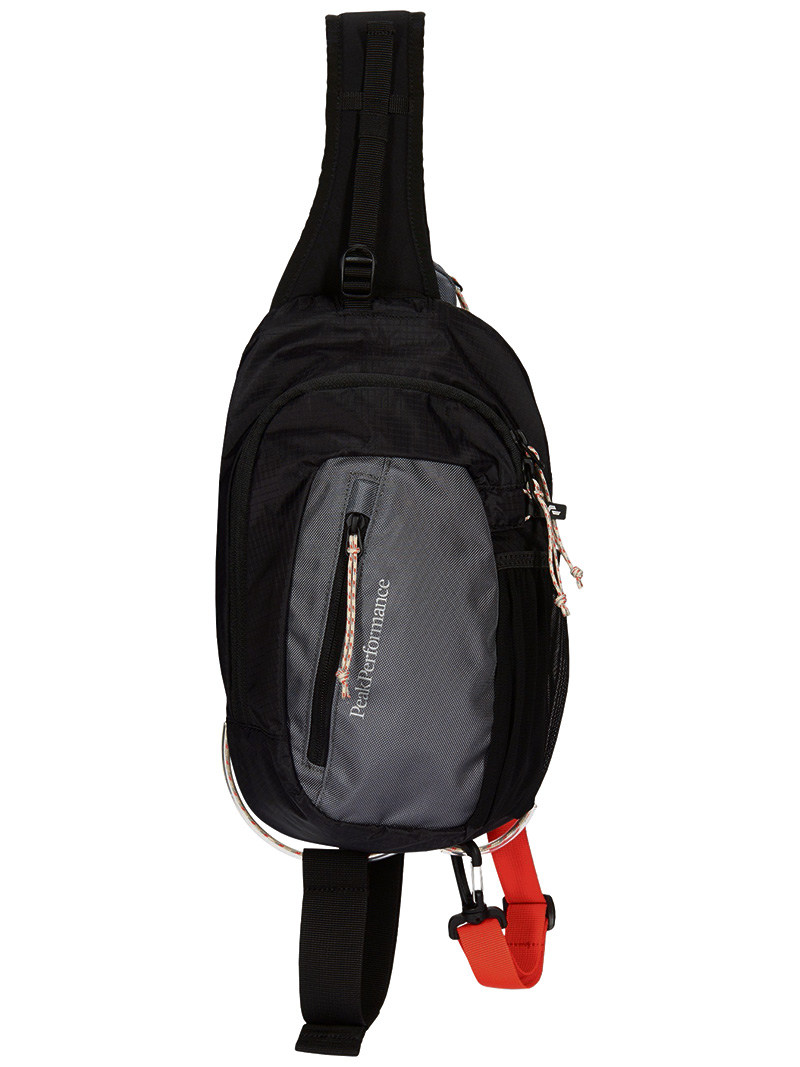 Outdoor Sling Bag(050 Black, ONE)