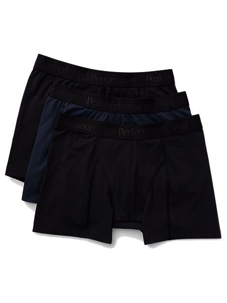 Boxer Shorts 3-Pack(2N3 Blue Shadow, L)