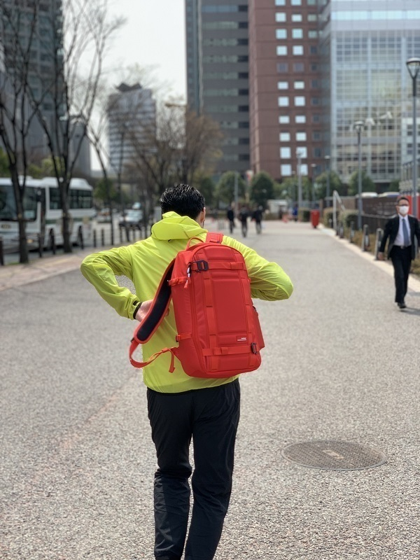 19SS The Backpack  Training Style