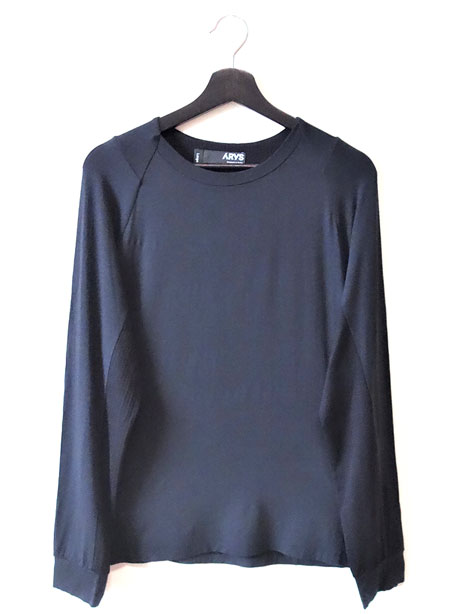 Legit Longsleeve(Z09 Pitch Black, M)