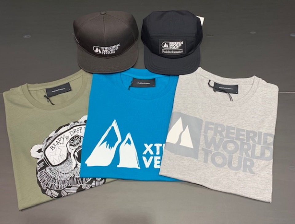 Freeride World Tour限定商品入荷!!
