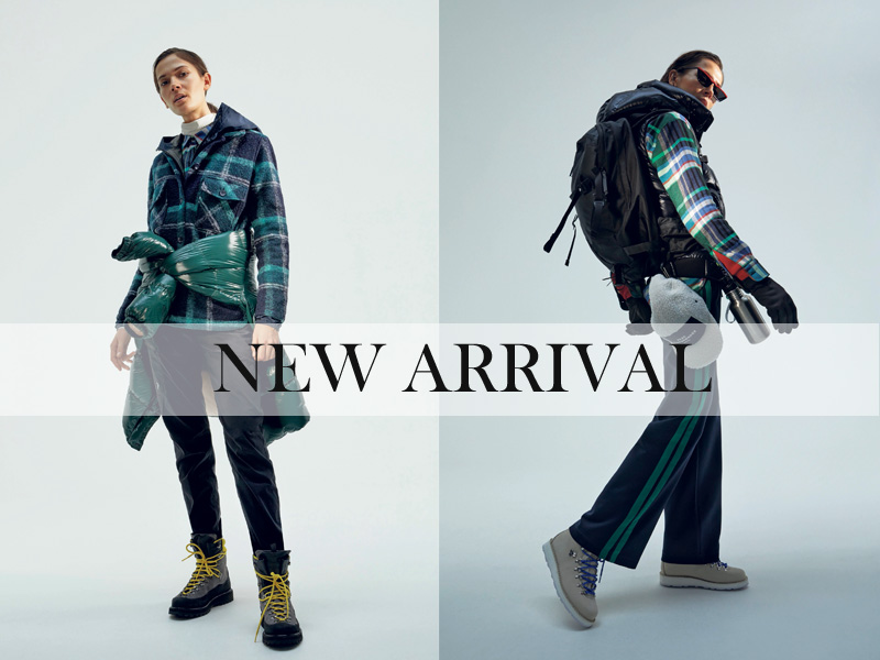 NEW ARRIVAL!!  2019 Autumn Collection