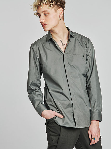 Forceful Formal Shirt