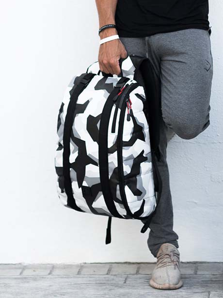 The Base 15L Jon Olsson Camo Edition