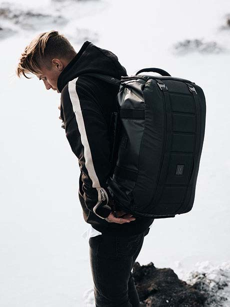 The Carryall 40L(ZDW Black Out)