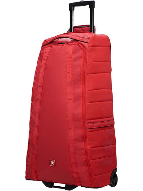 The Big Bastard 90L(ZEU Scarlet Red, ONE)