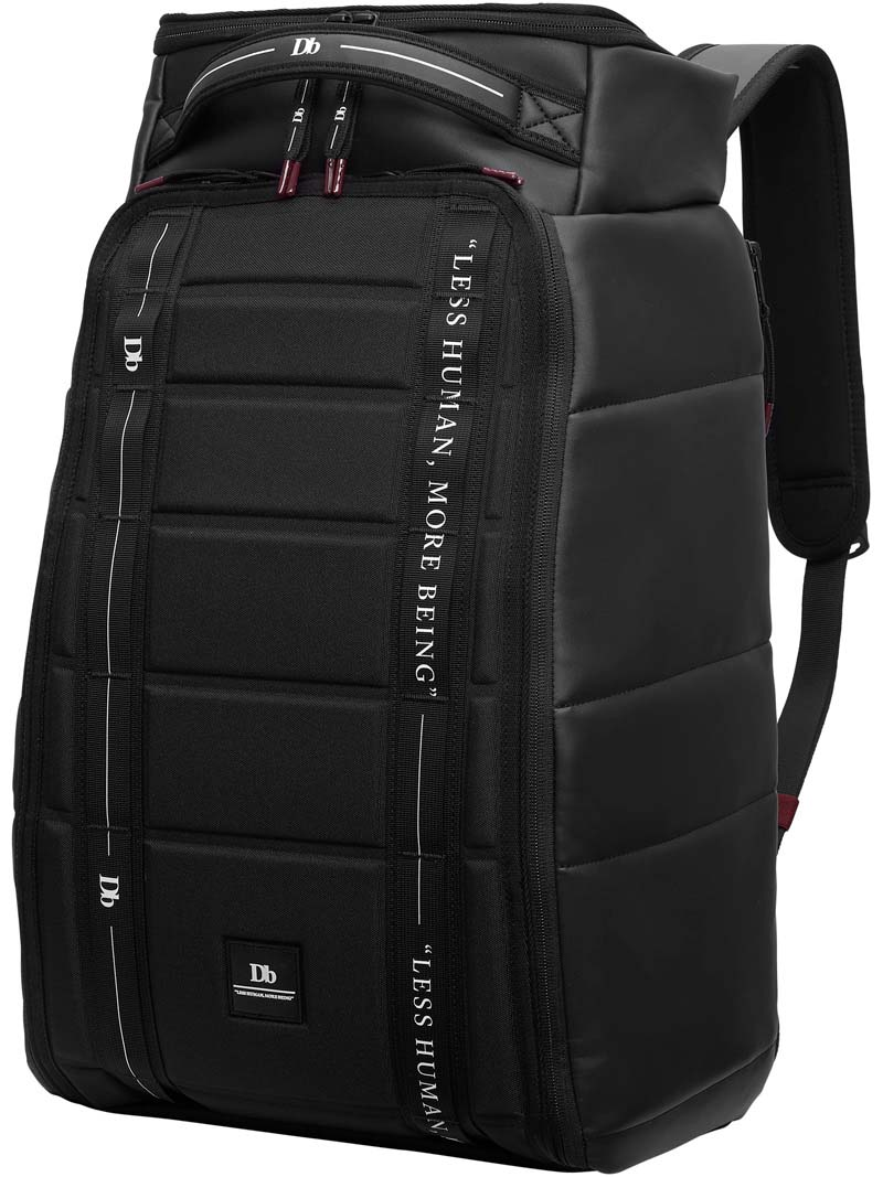 The Hugger 30L × Jay(ZDW Black Out, ONE)