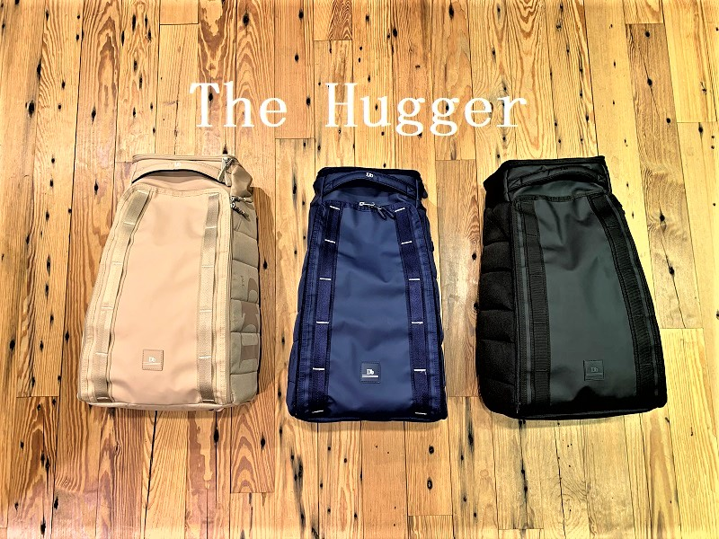 douchebags 【The Hugger】新生活で揃えたい名品