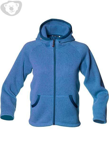 Rib Sweater Hood (Jr)