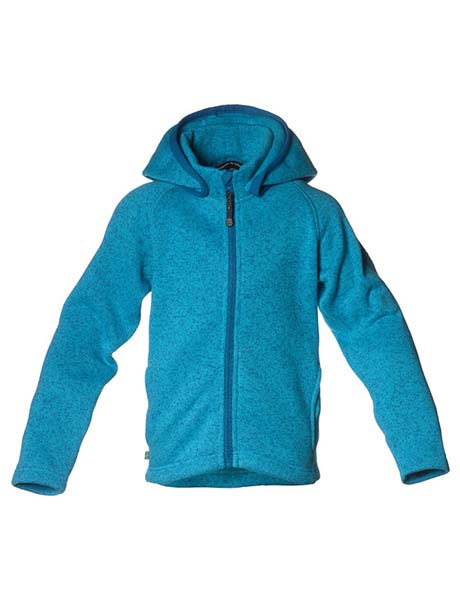 Rib Sweater Hood (Kids)