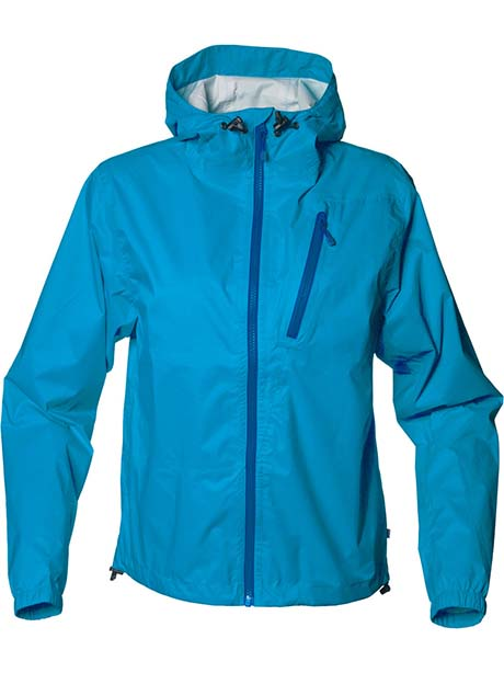 Light Weight Rain Jacket (Jr)(I2N Ice, 146-152cm)