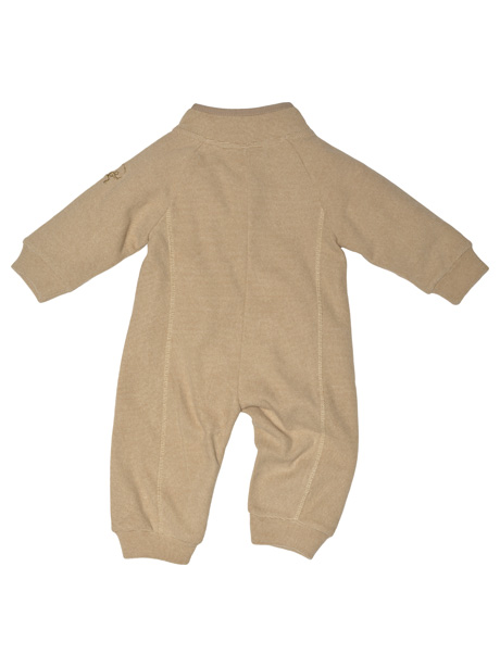 Lynx Micro Fleece Jumpsuit (Baby)