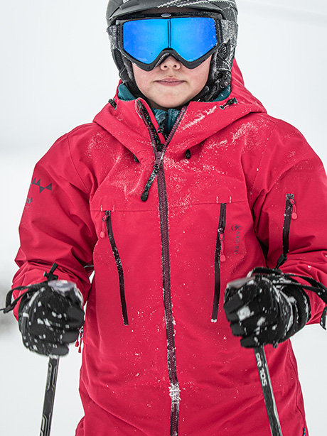 Expedition Hardshell Jacket Teen (Jr)