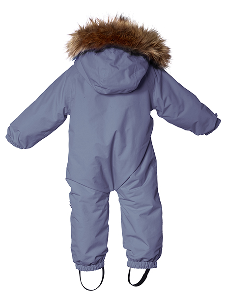 Toddler Padded Jumpsuit fure (Baby)