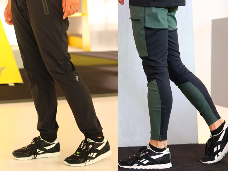 人気のTrack Tights or Mythic Pants どちらを選ぶ!?