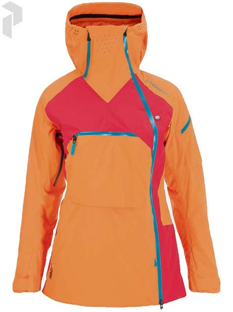 W Heli 2L Vertical Jacket