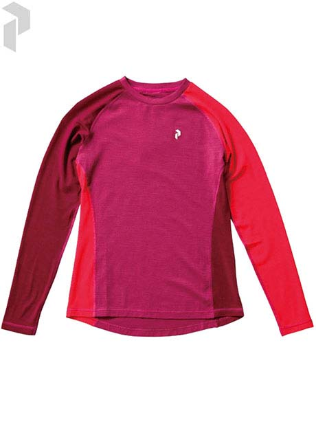 W Multi Long Sleeve 180