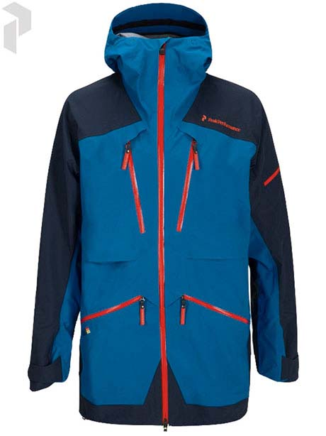 Heli Vertical Jacket