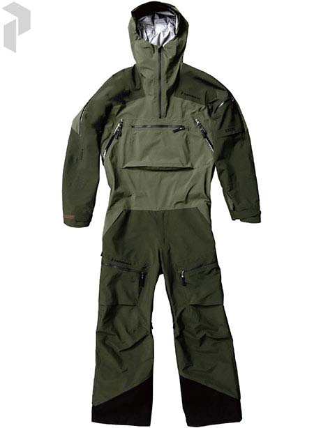Heli Vertical Suit