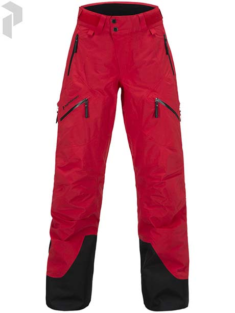 W Heli 2L Gravity Pants(15D Black Olive, S)